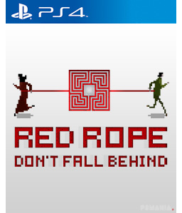 Red Rope: Don\'t Fall Behind PS4