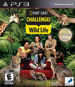 Nat Geo Quiz! Wild Life PS3