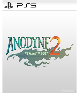 Anodyne 2: Return to Dust PS5
