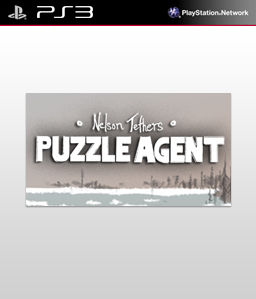 Puzzle Agent PS3