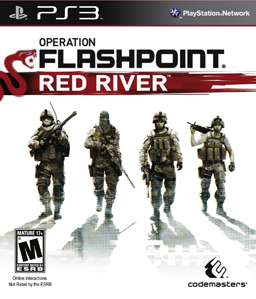 Operation Flashpoint: Red River PS3