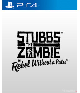 Stubbs the Zombie PS4