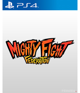 Mighty Fight Federation PS4