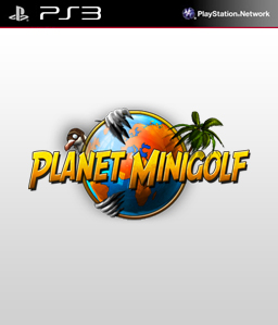 Planet Minigolf PS3