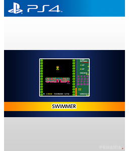 Arcade Archives Swimmer PS4