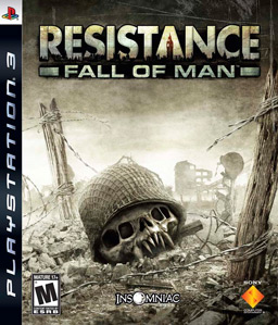 Resistance: Fall Of Man PS3