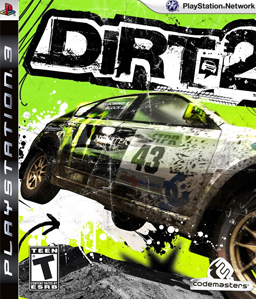 Colin McRae: DiRT 2 PS3