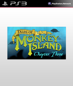 Tales of Monkey Island - Chapter 3: Lair of the Leviathan PS3