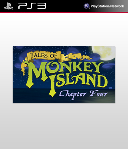 Tales of Monkey Island - Chapter 4: The Trial and Execution of Guybrush Threepwo PS3