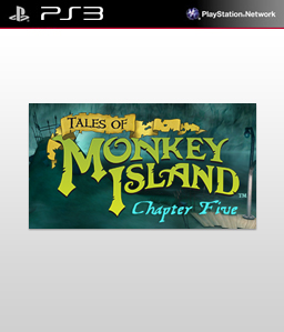 Tales of Monkey Island - Chapter 5: Rise of the Pirate God PS3
