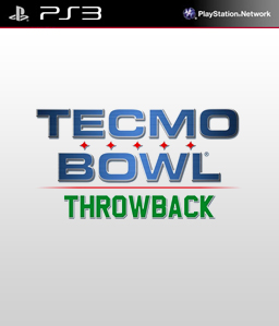 Tecmo Bowl Throwback PS3