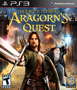The Lord of the Rings: Aragorn\'s Quest PS3