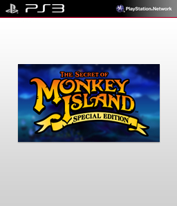 The Secret of Monkey Island: Special Edition PS3