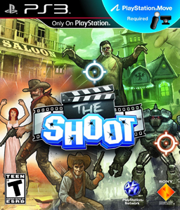 The Shoot PS3