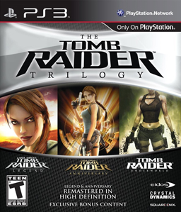Tomb Raider: Anniversary PS3