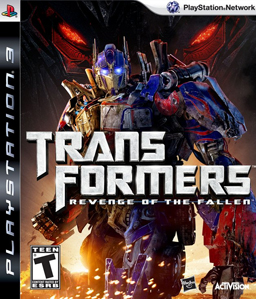 Transformers: Revenge of The Fallen PS3