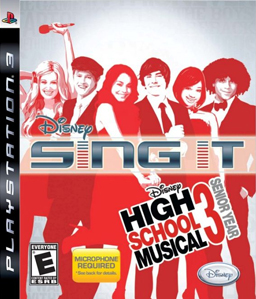 Disney Sing It: High School Musical 3: Senior Year PS3