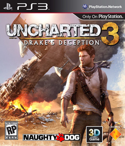 Uncharted 3: Drake\'s Deception PS3