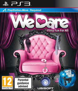 We Dare PS3