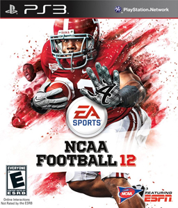 NCAA Football 12 PS3