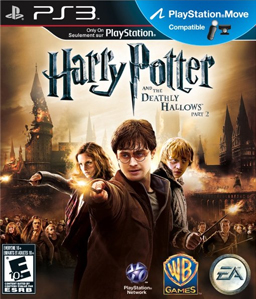 Harry Potter and the Deathly Hallows - Part 2 PS3
