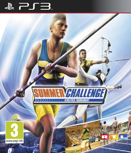 Summer Challenge: Athletics Tournament 2012 PS3