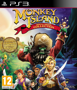 Monkey Island: Special Edition - Collection PS3