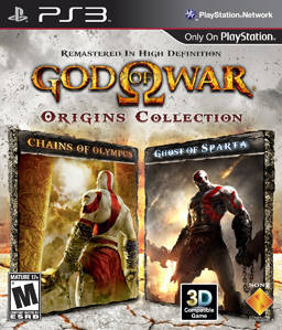 God of War: Chains of Olympus PS3