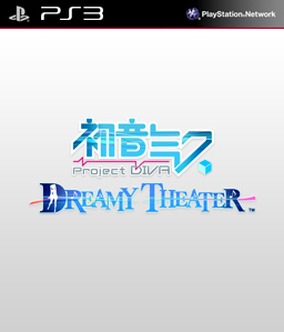Project DIVA Dreamy Theater PS3