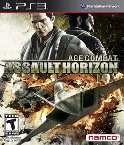 Ace Combat: Assault Horizon PS3