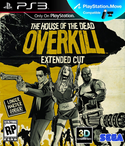 House of the Dead: Overkill Extended Cut PS3