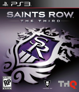Saints Row: The Third PS3