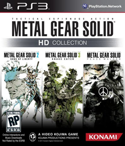 Metal Gear Solid 2: Sons of Liberty PS3