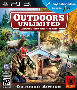 Outdoors Unlimited PS3