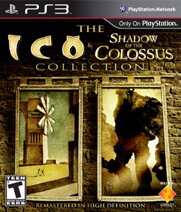 Team Ico Collection: Shadow of the Colossus PS3