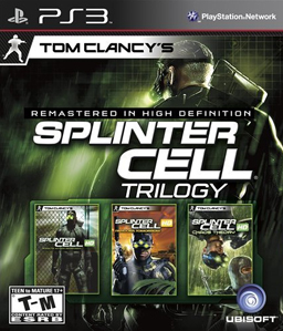 Tom Clancy\'s Splinter Cell: Chaos Theory HD PS3