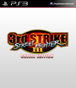 Street Fighter III: 3rd Strike Online Edition PS3