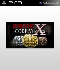 Resident Evil: Code Veronica X HD PS3
