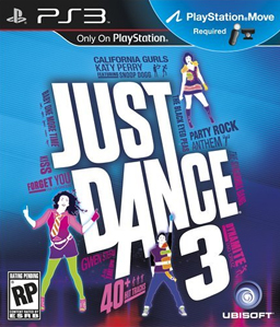Just Dance 3 PS3