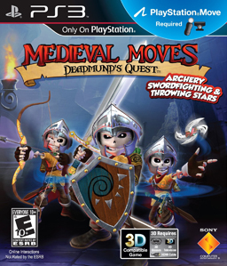 Medieval Moves: Deadmund\'s Quest PS3