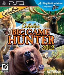 Cabela\'s Big Game Hunter 2012 PS3