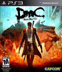 DmC: Devil May Cry PS3