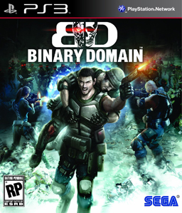 Binary Domain PS3