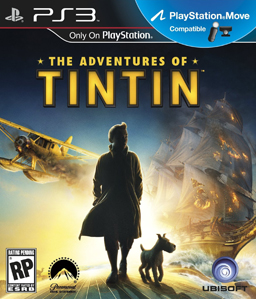 The Adventures of Tintin: The Game PS3