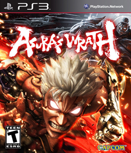 Asura\'s Wrath PS3