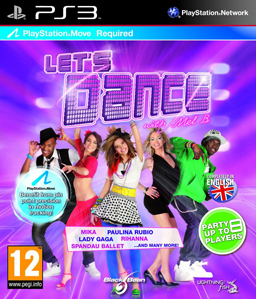 Let\'s Dance with Mel B PS3