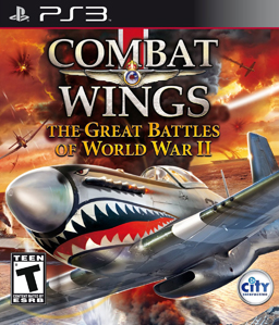 Combat Wings: The Great Battles Of World War II PS3