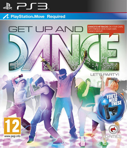 Get Up And Dance: Lets Party! PS3