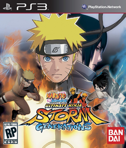 Naruto Shippuden: Ultimate Ninja Storm - Generations PS3