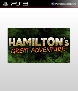 Hamilton\'s Great Adventure PS3